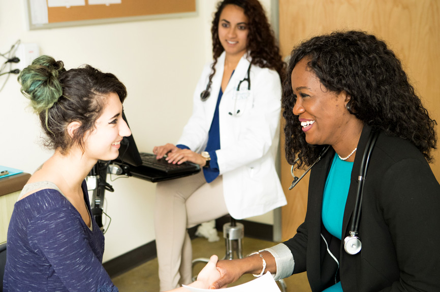 Students who choose an accredited naturopathic medicine program can know that their education meets approved standards for becoming a licensed naturopathic physician.